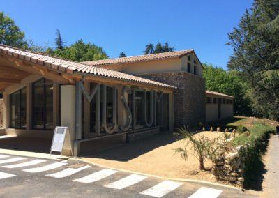 Muséum de l'Ardèche : Paléodécouvertes
