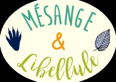 Mésange & Libellule