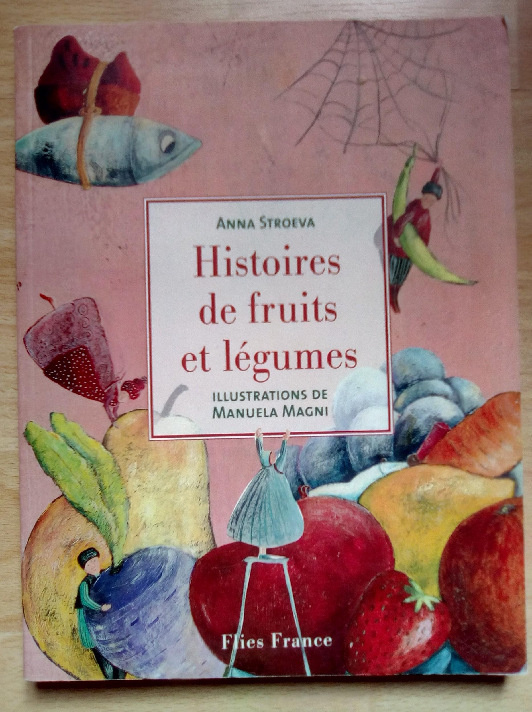 Histoires de fruits et légumes