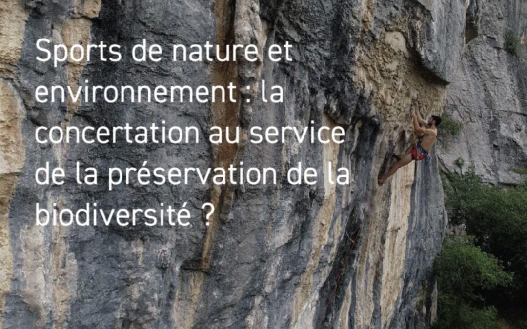 Documentaire sur les acteurs des sports de nature en Ardèche